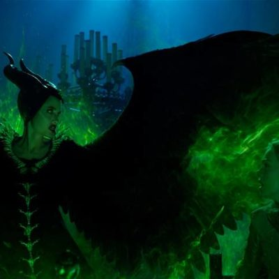 New Maleficent: Mistress of Evil Trailer!