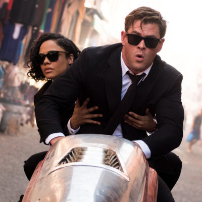 Men In Black: International Giveaway