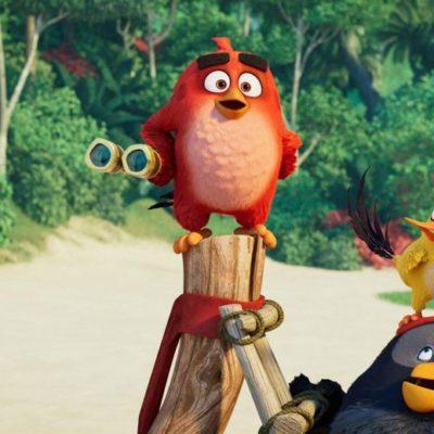 Angry Birds Movie 2 – Free Passes!