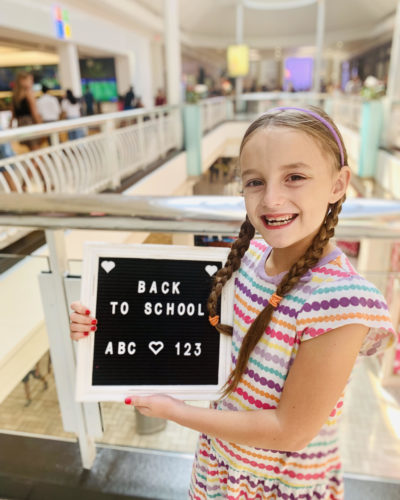 Back to School with Tysons Corner Center