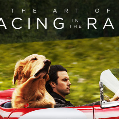 See The Art of Racing in the Rain!
