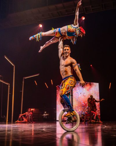 See VOLTA under the Big Top at Tysons II!