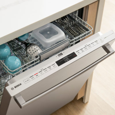 The New MVP of the Kitchen~ Bosch 800 Series Dishwasher with CrystalDry