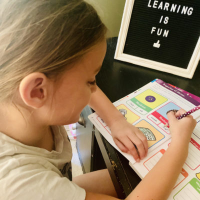 Learning is Fun with TinkerActive Workbooks!
