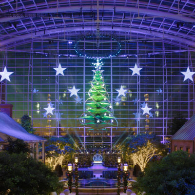 COOL New Holiday Attractions Are Coming to Gaylord National Resort