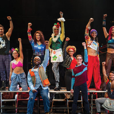 RENT – A Must See at The National Theatre