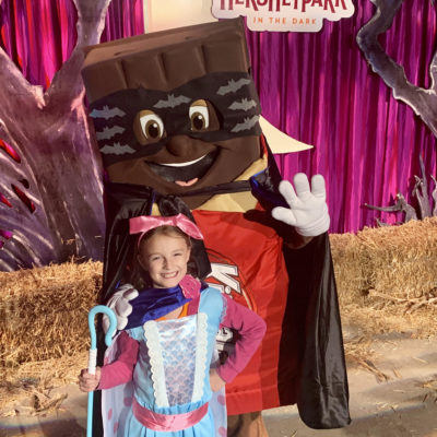 Trick-or-Treat at Hersheypark In The Dark!