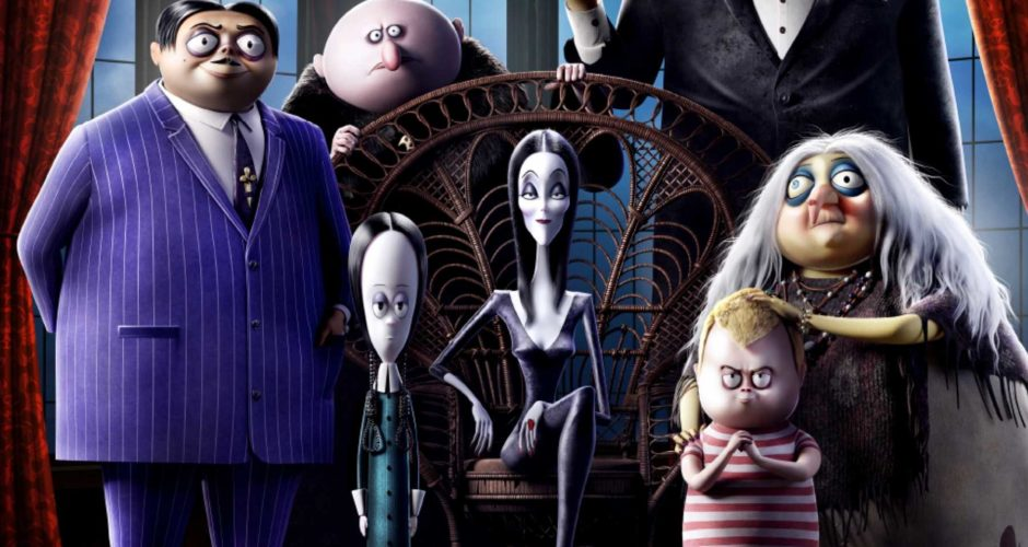 THE ADDAMS FAMILY  – Early Screening