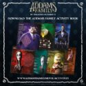 The Addams Family | Free Activity Book & more!