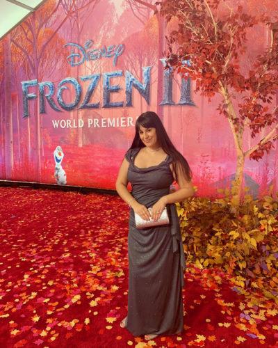Frozen 2 World Premiere Red Carpet