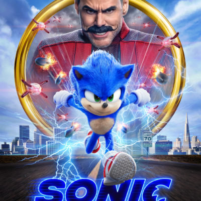 SONIC THE HEDGEHOG – New Trailer!