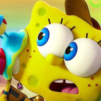 Sponge On The Run Trailer Reaction