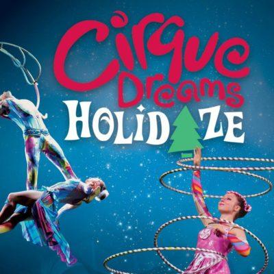 See Cirque Dreams Holidaze at the MGM National Harbor!