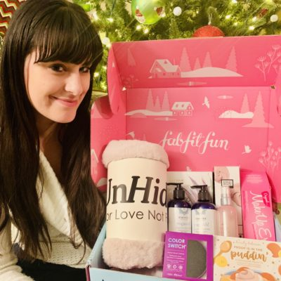What's In The FabFitFun Winter Box