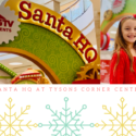 Visit Santa at Santa HQ in Tysons Corner Center!