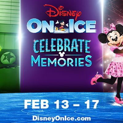 Disney On Ice presents Celebrate Memories!