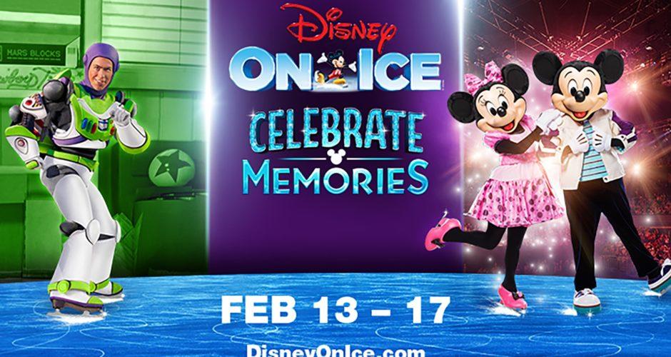 Disney On Ice presents Celebrate Memories!