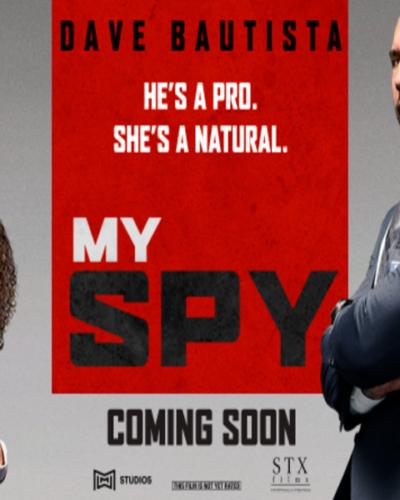 MY SPY – Free Movie Passes