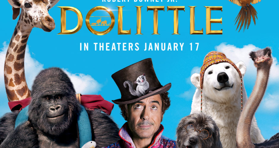 DOLITTLE – Free Screening Passes