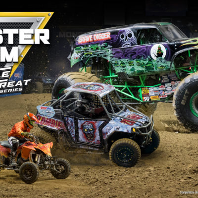 Monster Jam Is Coming to DC This January!