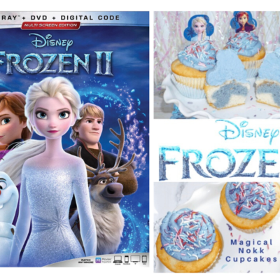Frozen 2 Movie Night – Tasty Treats & a Cute Craft