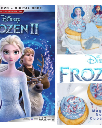Frozen 2 Movie Night – Tasty Treats & a Cute Craft