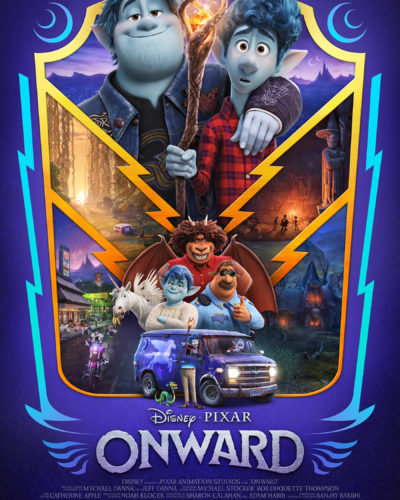 See Onward In Theaters-Free Passes