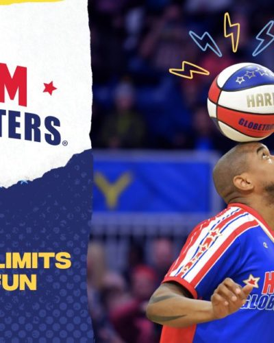 The World-Famous Harlem Globetrotters Are Coming to DC!