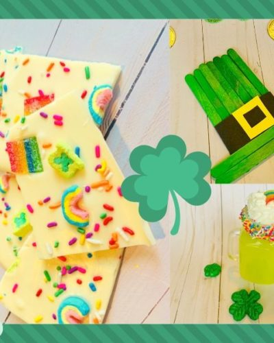 St.Patrick's Day Crafts & Treats – Easy and Fun DIY