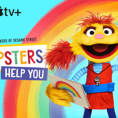 HELPSTERS HELP YOU! Now Streaming