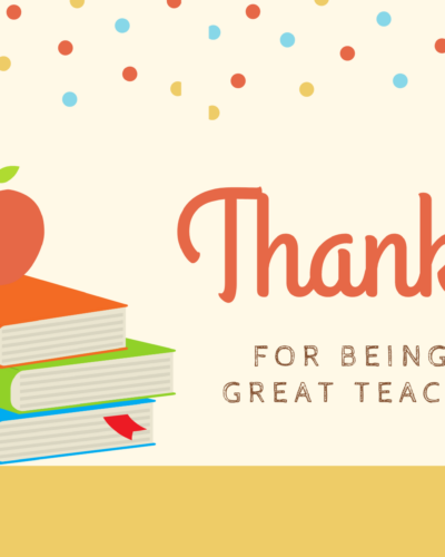 5 Virtual Ways To Show Teachers Some Love – Teacher Appreciation