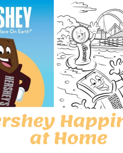 Bring The Hershey Happiness Home