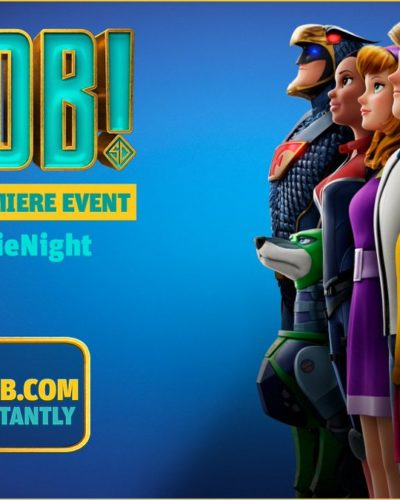 SCOOB! Movie Night Premiere & Activity Pack!