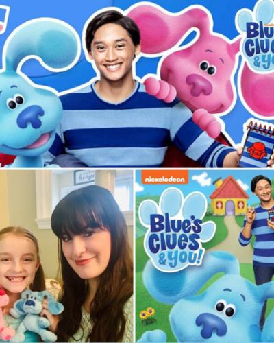 Blue's Clues & You Kid Interview with Josh Dela Cruz