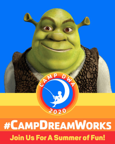 Summer Fun with Camp DreamWorks!