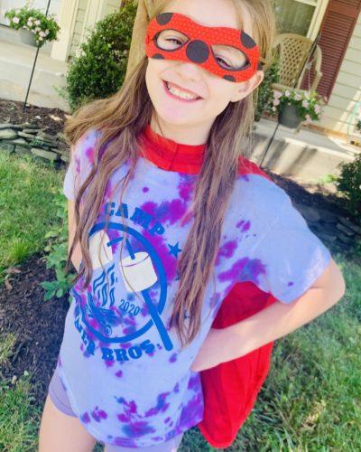 Camp Warner Bros – Week 1 Super Heroes!