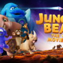 Jungle Beat The Movie ~ Activity Playbook
