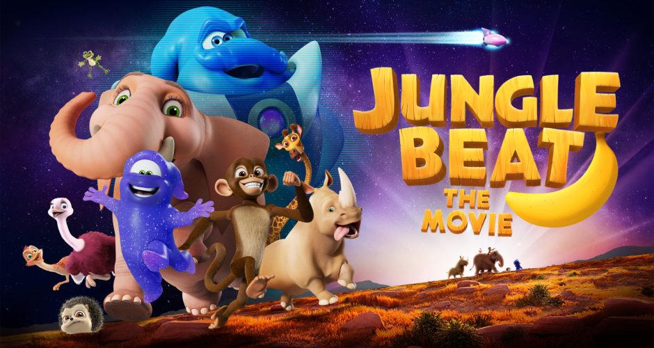 Jungle Beat The Movie ~ Activity Playbook