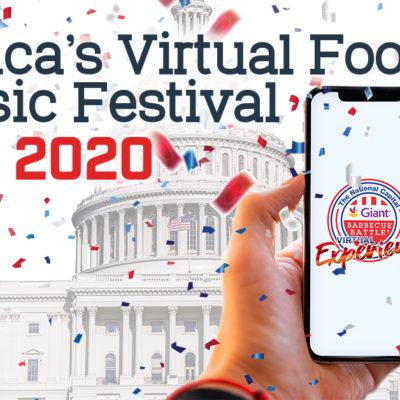 Giant National Capital BBQ Battle 2020 ~ A Virtual Event