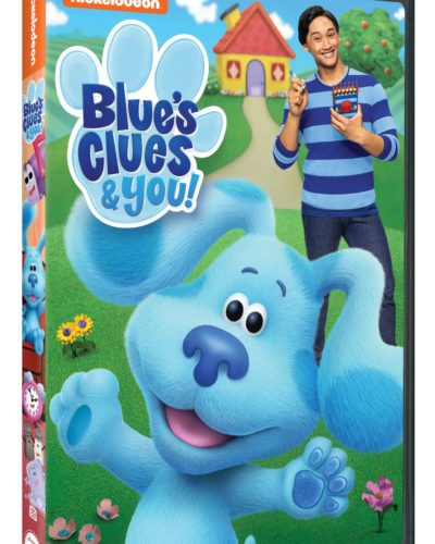 Blue's Clues & You! Giveaway & Cookie Recipie