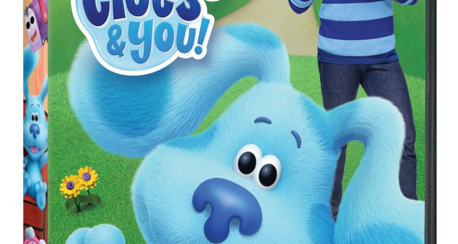 Blue's Clues & You Giveaway & Cookie Recipie
