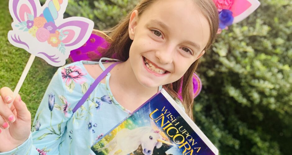 Wish Upon A Unicorn Now Available On DVD