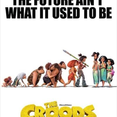 The Croods: A New Age Trailer Reaction