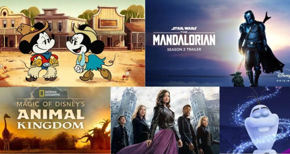 Coming this Fall on Disney+