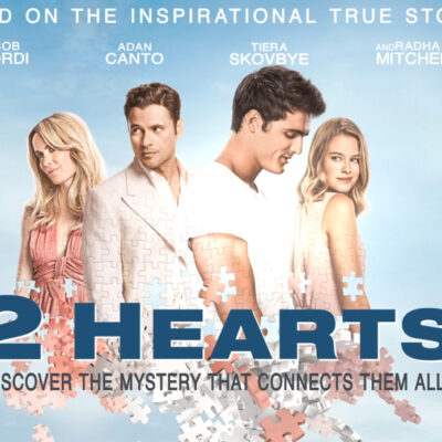2 Hearts- Free Movie Passes