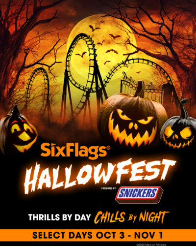 Hallowfest at Six Flags America