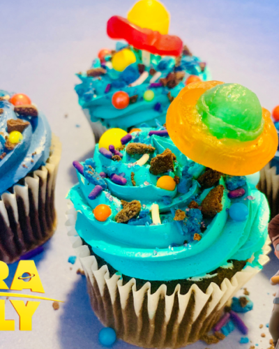 Terra Willy – Unexplored Planet Cupcakes