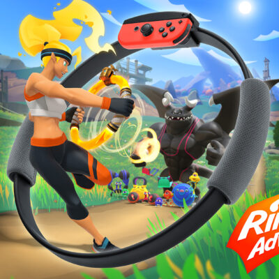 Get Your Family Moving with Ring Fit Adventure!