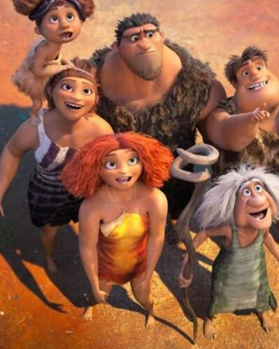 The Croods: A New Age Parent Review