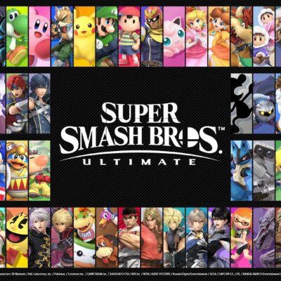 Super Smash Bros. Ultimate – Family Fun
